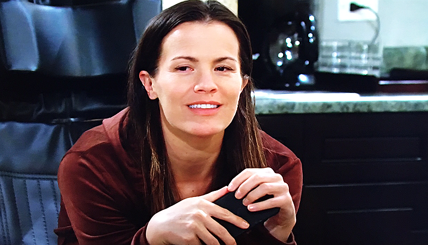 Young And The Restless Scoop: Chelsea Newman Celebrates Too Early