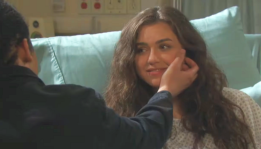 Days Of Our Lives Scoop: Ciara Brady Makes Plans With Theo Carver