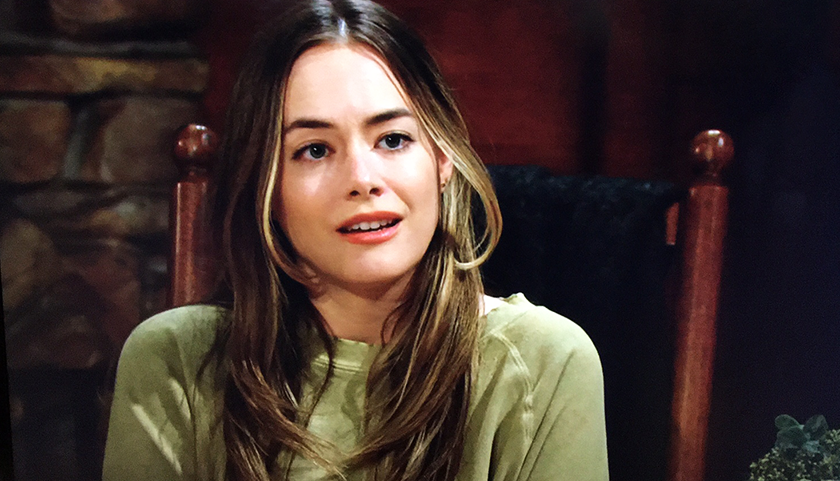 Bold And The Beautiful Scoop: Hope Spencer Worries About Her Husband