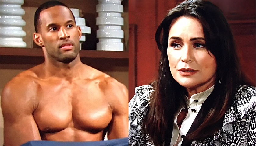 Bold And The Beautiful Poll: Will Carter Walton And Quinn Forrester Hook Up?