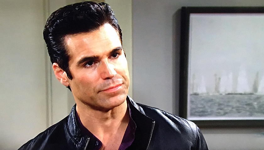 Young And The Restless Scoop: Rey Rosales Tells Nick Newman His Wife Warned Adam Newman