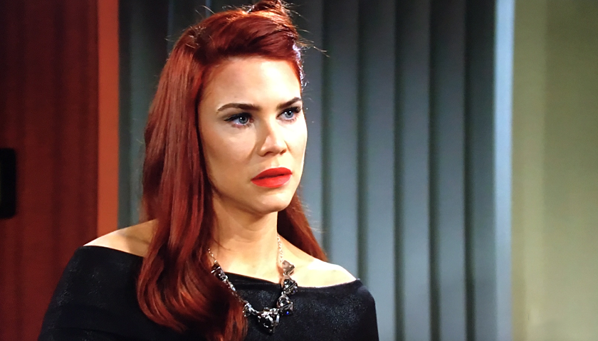 Young And The Restless Scoop: Sally Spectra Believes She's In Love With Jack Abbott