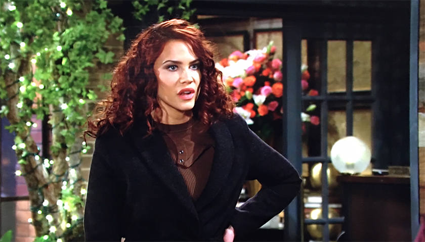 Young And The Restless Scoop: Sally Spectra Confronts Summer Newman