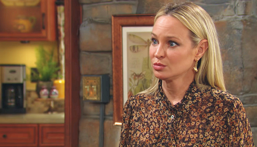 Young And The Restless Scoop: Sharon Rosales Stunned Her Husband Is Leaving