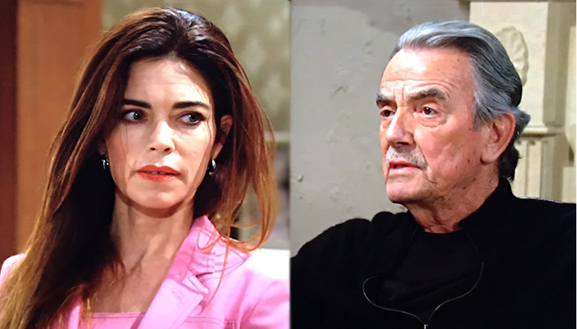 Young And The Restless Scoop: Victor Newman Confronts Victoria Newman