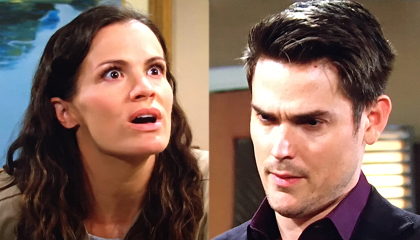Young And The Restless Scoop: Chelsea Newman Furious To See Adam Newman