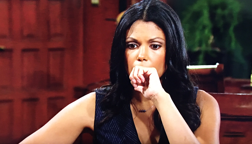 Young And The Restless Scoop: Amanda Sinclair Finds Out Her Father Was Looking For Her