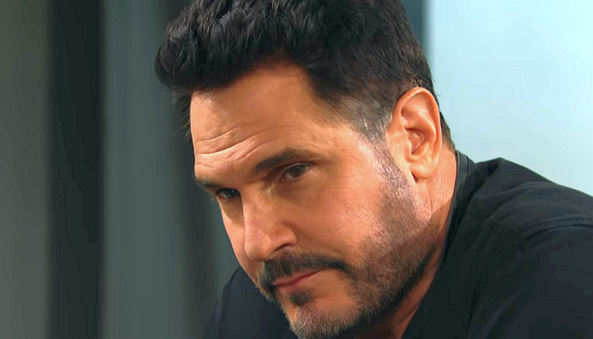 Bold And The Beautiful Scoop: Bill Spencer Feels No Remorse About Vinny Walker