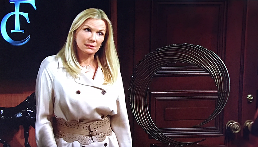 Bold And The Beautiful Scoop: Brooke Forrester Stunned By Carter Walton
