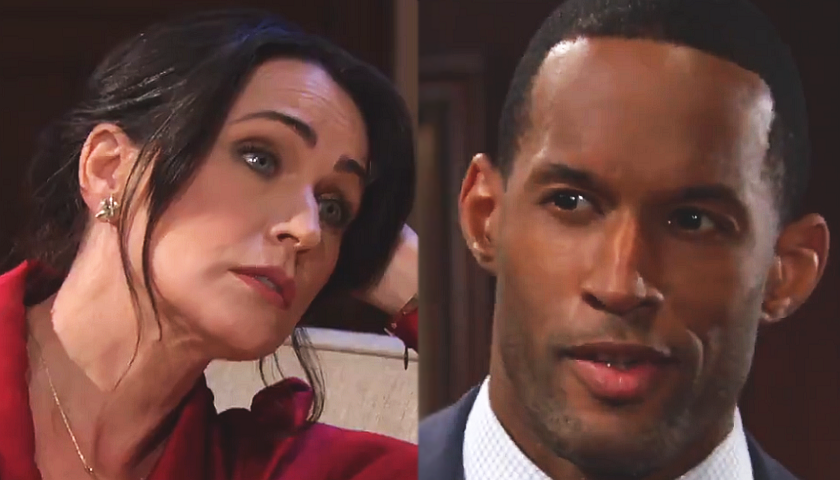 Bold And The Beautiful Scoop: Quinn Forrester And Carter Walton Discuss Their Fling