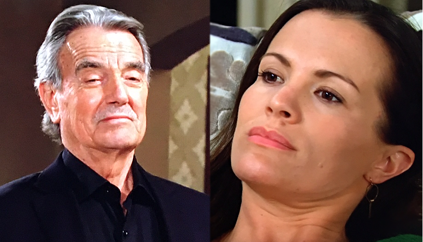 Young And The Restless Scoop: Victor Newman And Chelsea Newman Pull Off A Con