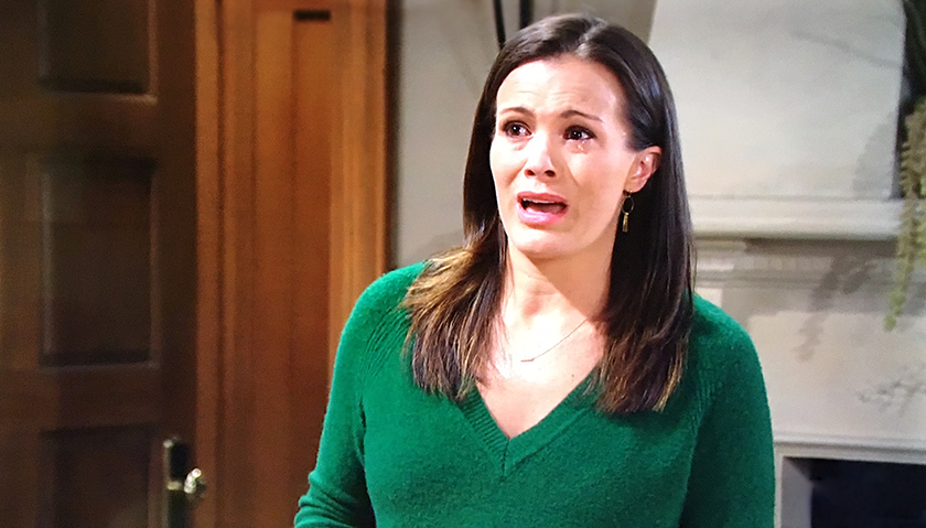Young And The Restless Scoop: Chelsea Newman Confesses To Poisoning Rey Rosales