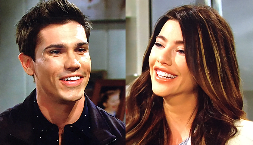 Bold And The Beautiful Scoop: Steffy Forrester And Dr. Finnegan Return