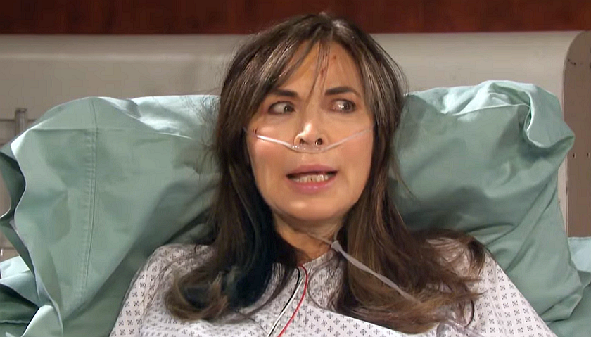 Days Of Our Lives Scoop: Kate Roberts Can't See