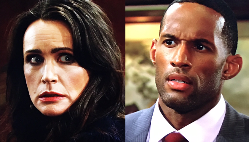 Bold And The Beautiful Scoop: Quinn Forrester And Carter Walton Enter Into An Agreement