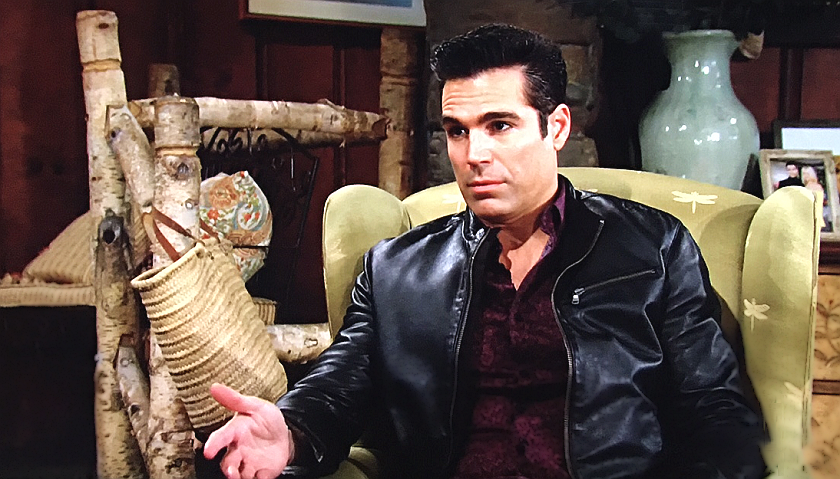 Young And The Restless Scoop: Rey Rosales Makes A Confession To His Wife