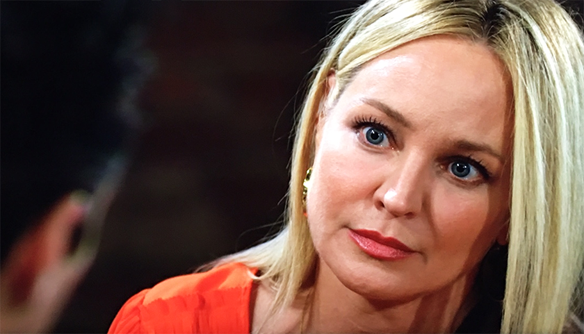Young And The Restless Scoop: Sharon And Rey Rosales Forgive Each Other