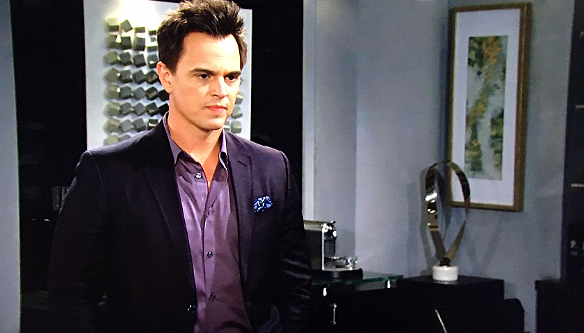 Bold And The Beautiful Scoop: Wyatt Spencer Learns The Truth