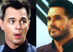Bold And The Beautiful Daily Scoop Monday, May 17: Wyatt Questions Bill – Liam Pulls Out All The Stops To Romance Hope