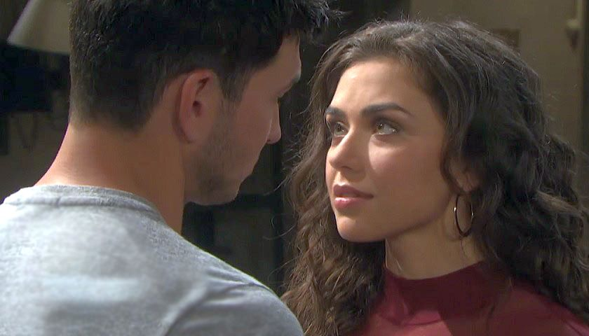 Days Of Our Lives: Ben Weston And Ciara Brady