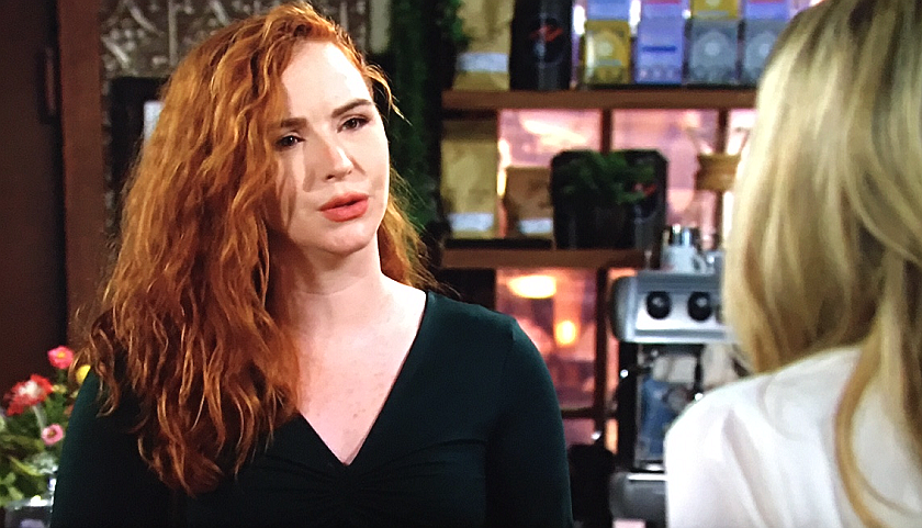 Young And The Restless Scoop: Mariah Copeland Gives Tara Locke A Piece Of Her Mind