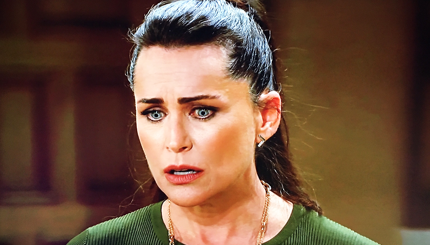 Bold And The Beautiful Scoop: Quinn Forrester Finds Out Paris Buckingham Knows