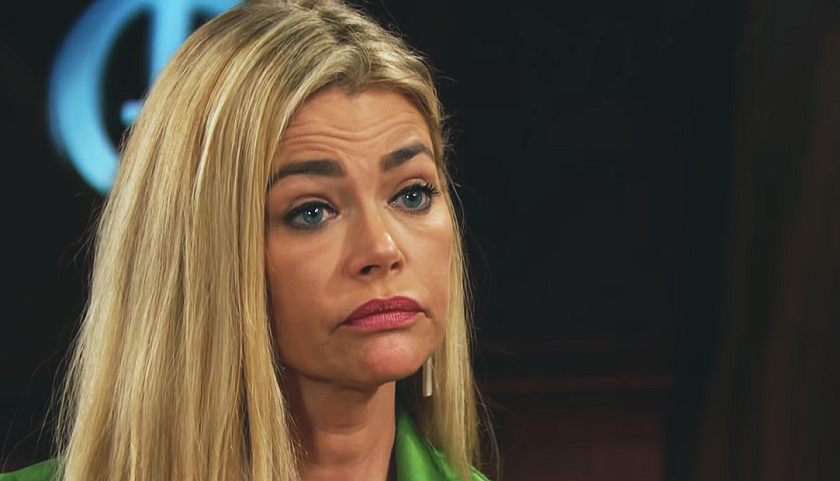 Bold And The Beautiful Scoop: Shauna Fulton Has Bad News For Quarter