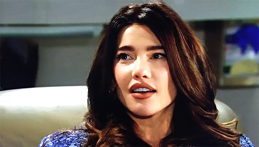 Bold And The Beautiful Scoop: Steffy Forrester Is Having a Baby Boy