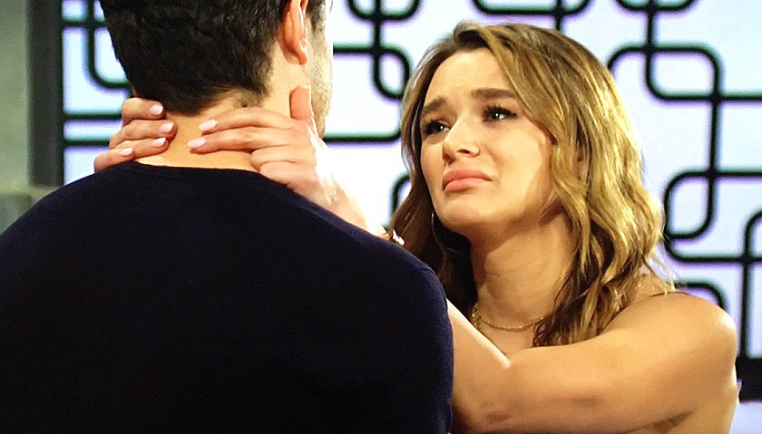 Young And The Restless: Summer Newman Says Goodbye To Kyle Abbott