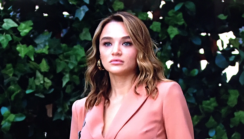 Young And The Restless Scoop: Summer Newman At Chancellor Park