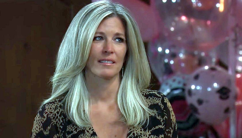 General Hospital: Carly Corinthos Has Words With Britt Westbourne