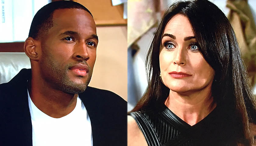 Bold And The Beautiful: Quinn Forrester Hears About Her Husband's Demands From Carter Walton