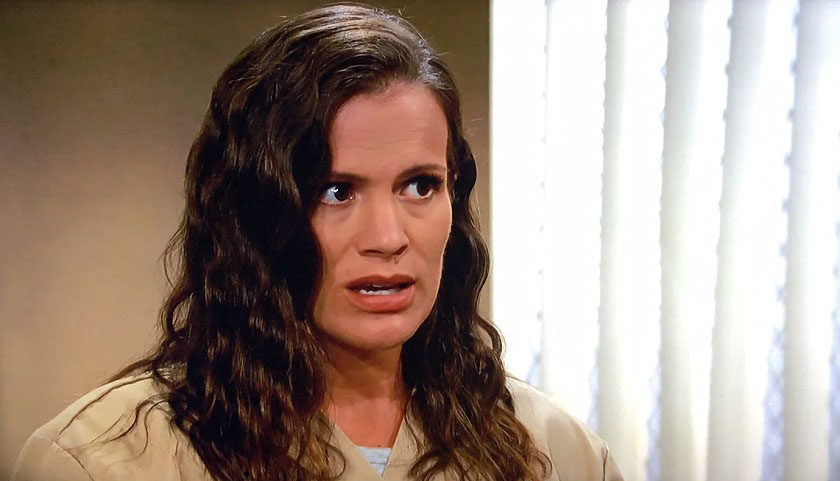 Young And The Restless: Chelsea Newman Wants To Escape