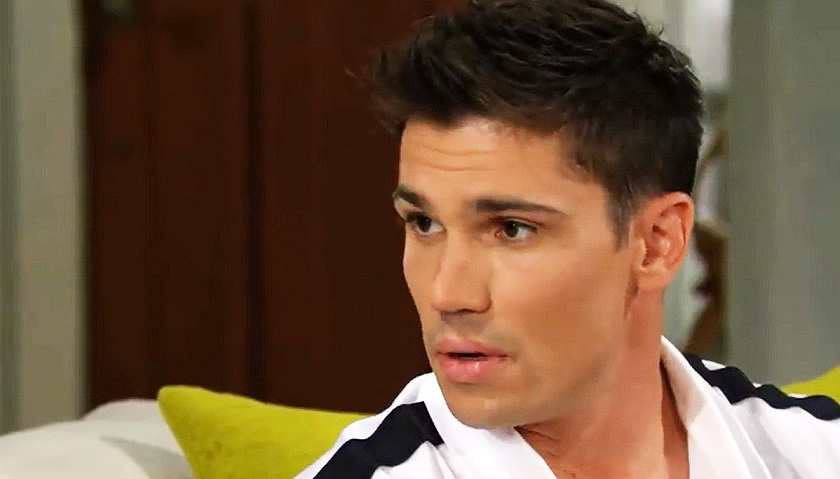 Bold And The Beautiful: Finn Tells Steffy Forrester There's Something She Should Know