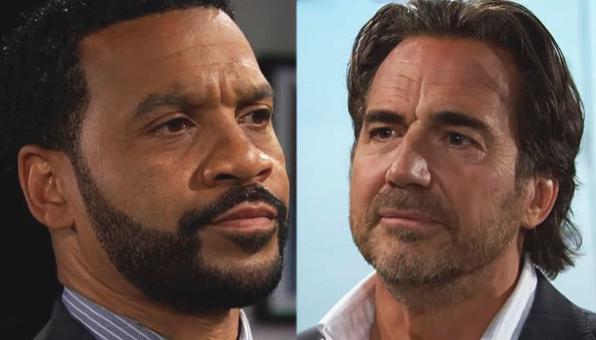 Bold And The Beautiful: Ridge Forrester Asks Justin Barber Where His Son Is