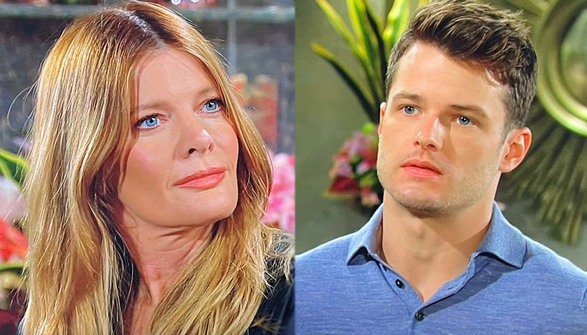 Young And The Restless: Kyle Abbott And Phyllis Summers