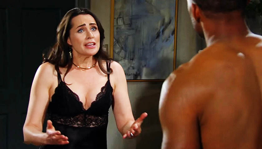 Bold And The Beautiful: Quinn Forrester Tells Carter Walton He Can't See Her Anymore