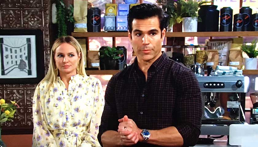 Young And The Restless: Rey Rosales Tells Chelsea Newman He's Her Security Detail