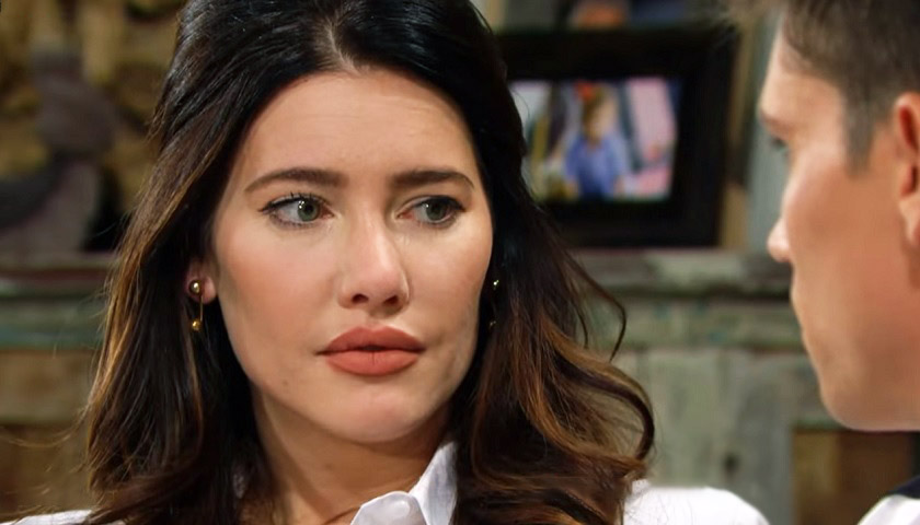 Bold And The Beautiful: Steffy Forrester Wants To Learn More About Her Fiancé
