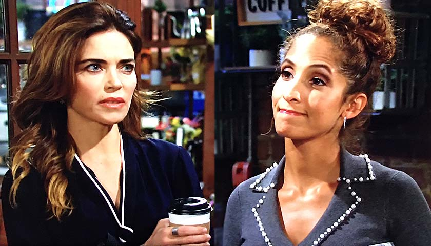 Young And The Restless: Victoria Newman Confronts Lily Winters